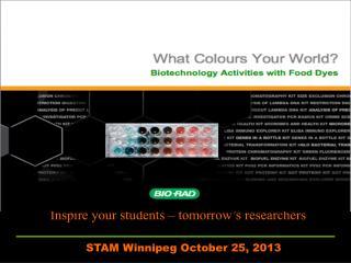 STAM Winnipeg October 25, 2013