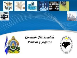 Comisión Nacional de Bancos y Seguros