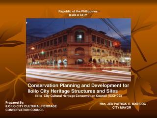 Republic of the Philippines ILOILO CITY