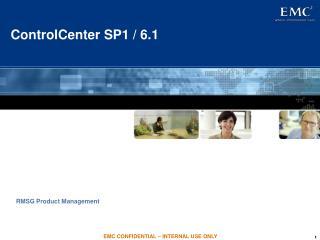 ControlCenter SP1 / 6.1
