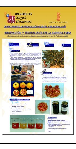 Material vegetal