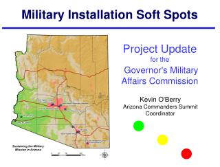Military Installation Soft Spots Project Update