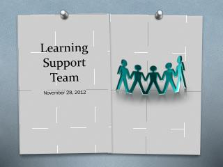 Learning Support Team