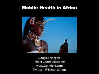 Mobile Health in Africa
