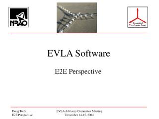 EVLA Software