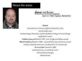 dave  mckean____