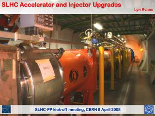 SLHC-PP kick-off meeting , CERN 9 April 2008