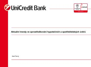 Aktuální trendy ve zprostředkování hypotečních a spotřebitelských úvěrů
