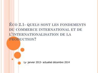 Ly- janvier 2013- actualis� d�cembre 2014
