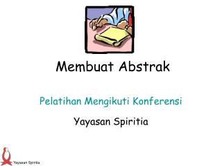 Membuat Abstrak