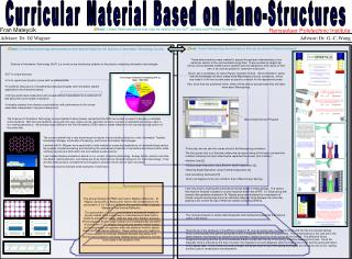 Curricular Material Based on Nano-Structures