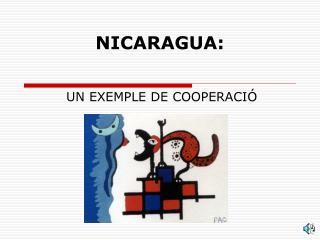 NICARAGUA: