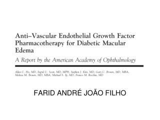 FARID ANDRÉ JOÃO FILHO
