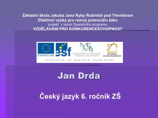 Jan Drda