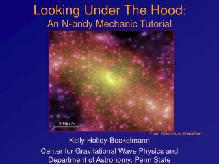 Looking Under The Hood :  An N-body Mechanic Tutorial
