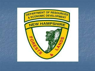 New Hampshire's  State Reservations