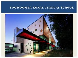 Toowoomba Rural Clinical School