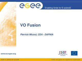 VO Fusion