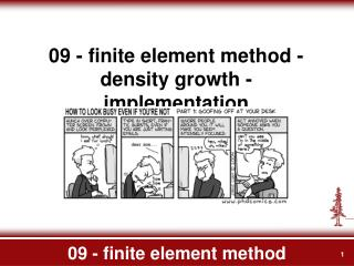 09 - finite element method