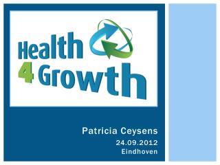 Patricia  Ceysens 24.09.2012 Eindhoven