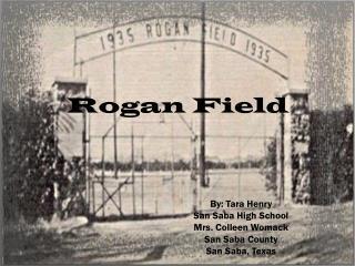 Rogan Field