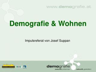 Demografie  Wohnen