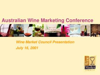 Australian Wine Marketing Conference