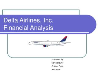 Delta Airlines, Inc. Financial Analysis