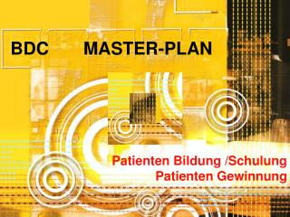 BDC       MASTER-PLAN