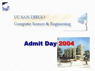 Admit Day 2004