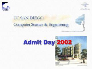 Admit Day  2002