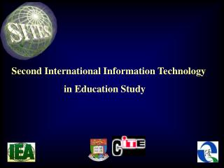 Second International Information Technology                              in Education Study