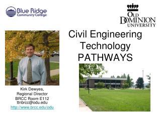Civil Engineering Technology  PATHWAYS