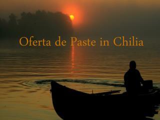 Oferta  de Paste in  Chilia