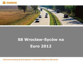 Generalna Dyrekcja Dróg Krajowych i Autostrad Oddział we Wrocławiu