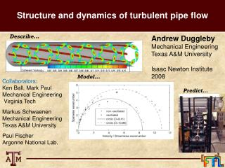 Structure and dynamics of turbulent pipe flow