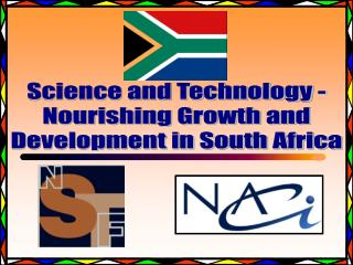 Science and Technology - Nourishing Growth and Development in South Africa