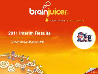 2011 Interim Results