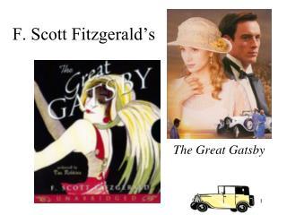 F. Scott Fitzgerald's