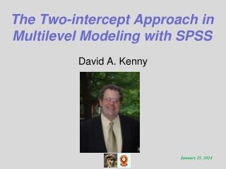 The Two-intercept Approach in Multilevel Modeling with SPSS