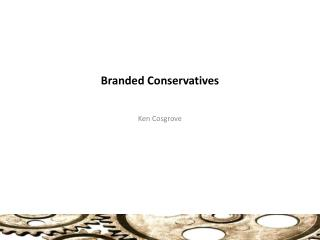 Branded Conservatives