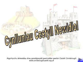 Cynlluniau Cestyll Newidiol