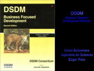 DSDM (Dynamic Systems Development Method) Union Bolivariana Ingenieria de Sistemas Edgar Plata