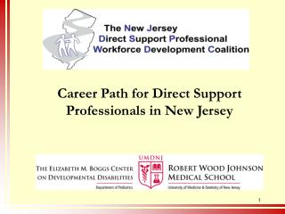 Career Path for Direct Support Professionals in New Jersey