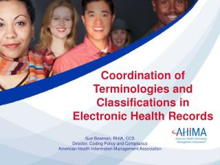 Coordination of Terminologies and Classifications in ...