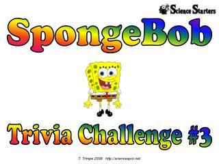Trivia Challenge 3