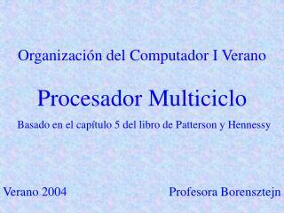 Verano 2004