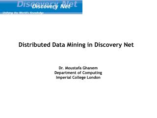 Distributed Data Mining in Discovery Net