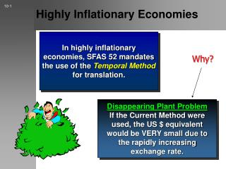 Highly Inflationary Economies