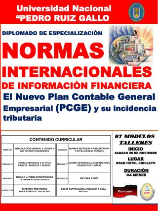"Universidad Nacional ""PEDRO RUIZ GALLO"